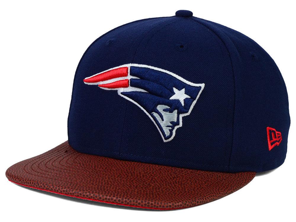 New England Patriots Super Bowl XXXVI New Era NFL Athlete Vize 9FIFTY  Snapback Cap  53a536e19c51