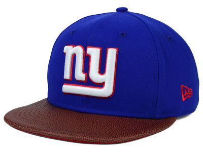 New York Giants Super Bowl XXI New Era NFL Athlete Vize 9FIFTY Snapback Cap