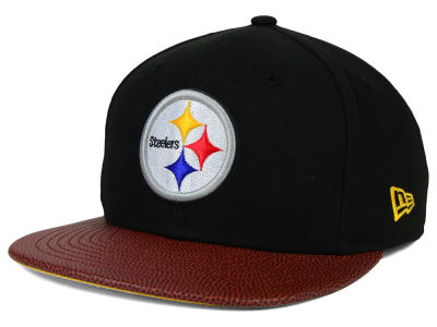 Pittsburgh Steelers Super Bowl IX New Era NFL Athlete Vize 9FIFTY Snapback Cap