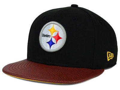 Pittsburgh Steelers Super Bowl X New Era NFL Athlete Vize 9FIFTY Snapback Cap