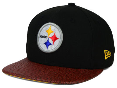 Pittsburgh Steelers Super Bowl XIII New Era NFL Athlete Vize 9FIFTY Snapback Cap