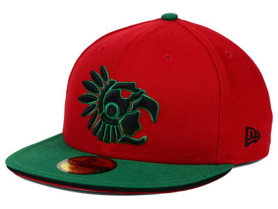 Mexico Eagle Warrior 59FIFTY Cap