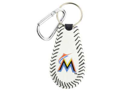 Miami Marlins Game Wear Keychain