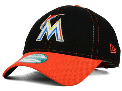 Miami Marlins New Era MLB Fundamental Diamond Era 9FORTY Cap