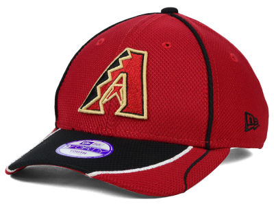 Arizona Diamondbacks New Era MLB Junior Fan Wave Diamond Era 9FORTY Cap