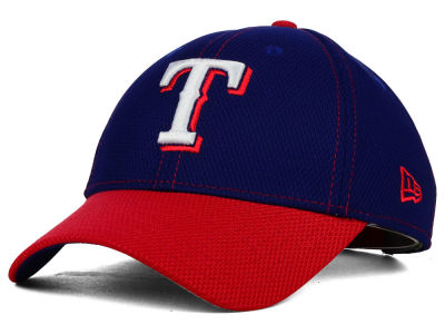 Texas Rangers New Era MLB Fundamental Diamond Era 9FORTY Cap