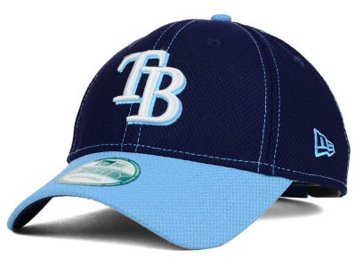 Tampa Bay Rays New Era MLB Fundamental Diamond Era 9FORTY Cap