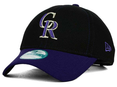 Colorado Rockies New Era MLB Fundamental Diamond Era 9FORTY Cap