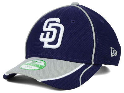 San Diego Padres New Era MLB Junior Fan Wave Diamond Era 9FORTY Cap