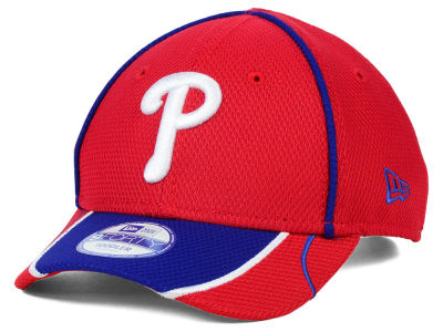 Philadelphia Phillies New Era MLB Junior Fan Wave Diamond Era 9FORTY Cap