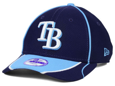 Tampa Bay Rays New Era MLB Junior Fan Wave Diamond Era 9FORTY Cap