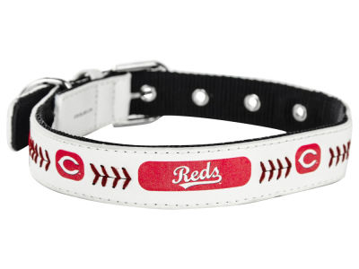 Cincinnati Reds Pet Collar