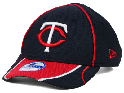 Minnesota Twins New Era MLB Junior Fan Wave Diamond Era 9FORTY Cap