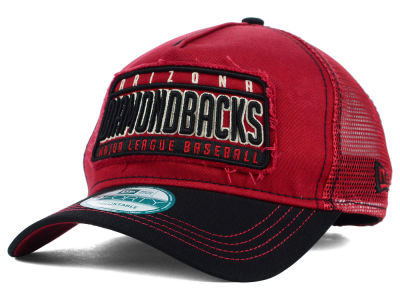 Arizona Diamondbacks New Era MLB Trip Trucker 9FORTY Cap