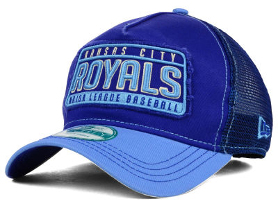Kansas City Royals New Era MLB Trip Trucker 9FORTY Cap