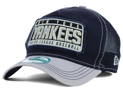 New York Yankees New Era MLB Trip Trucker 9FORTY Cap