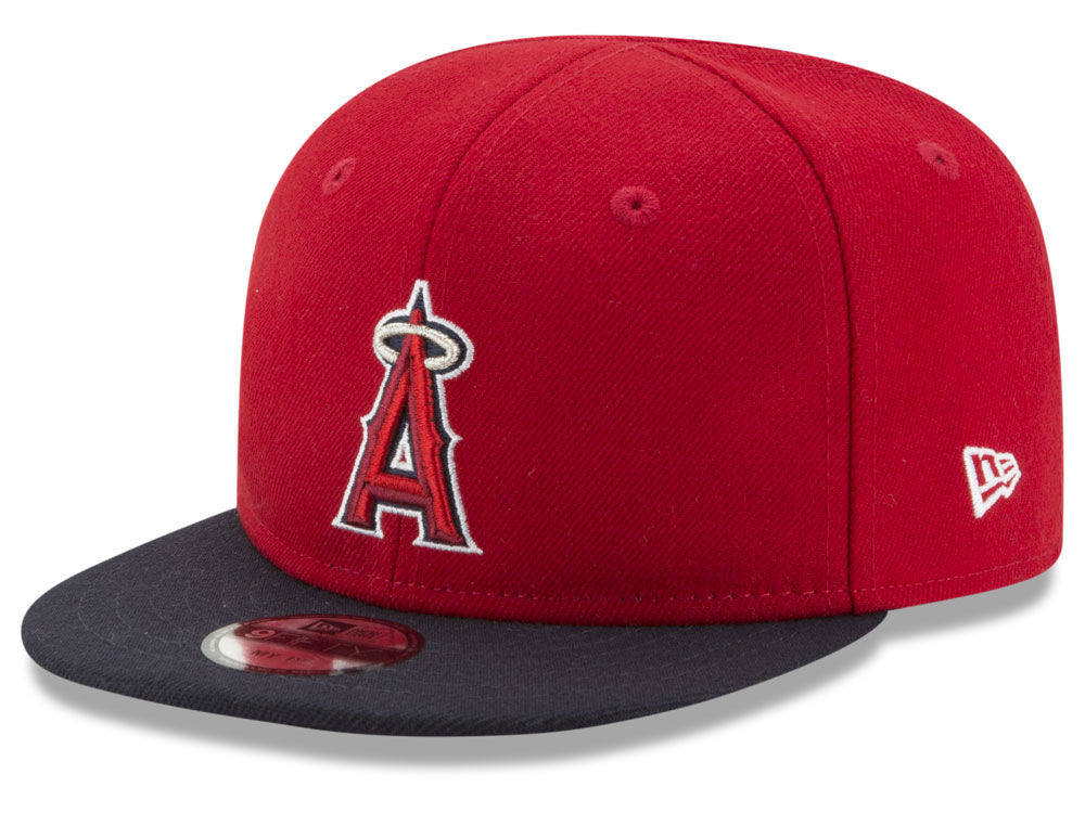fe5719d0f59 Los Angeles Angels New Era MLB Infant My 1st 9FIFTY Snapback Cap ...