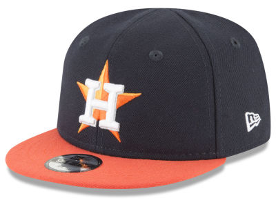 Houston Astros New Era MLB Infant My 1st 9FIFTY Snapback Cap