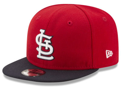 St. Louis Cardinals New Era MLB Infant My 1st 9FIFTY Snapback Cap