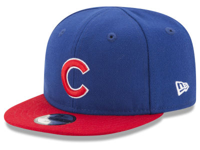 Chicago Cubs New Era MLB Infant My 1st 9FIFTY Snapback Cap