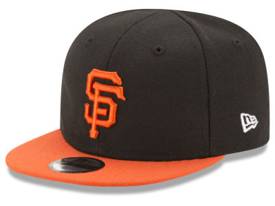 San Francisco Giants New Era MLB Infant My 1st 9FIFTY Snapback Cap