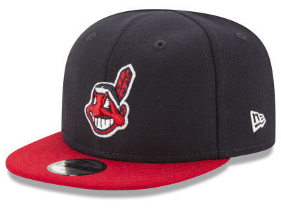 Cleveland Indians New Era MLB Infant My 1st 9FIFTY Snapback Cap
