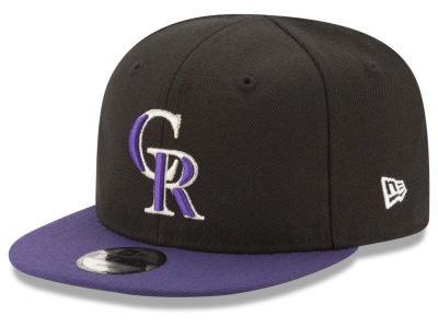Colorado Rockies New Era MLB Infant My 1st 9FIFTY Snapback Cap