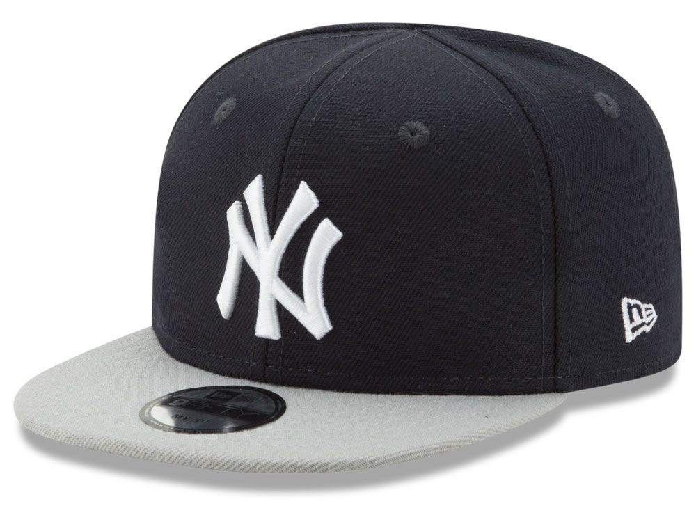 New York Yankees New Era MLB Infant My 1st 9FIFTY Snapback Cap ... dd2264a44df