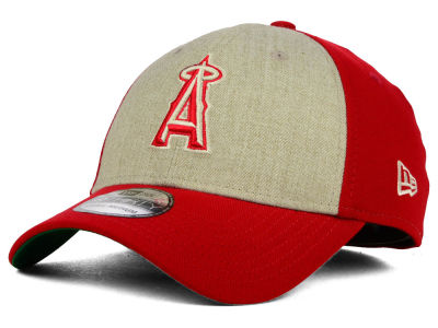 Los Angeles Angels New Era MLB Classic Front 39THIRTY Cap