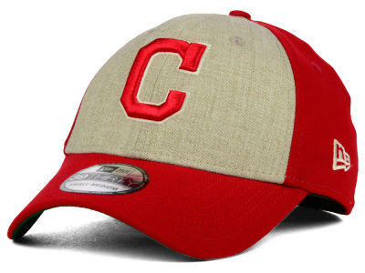 Cleveland Indians New Era MLB Classic Front 39THIRTY Cap