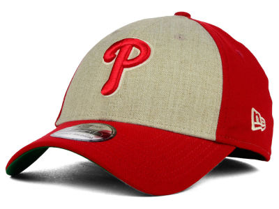 Philadelphia Phillies New Era MLB Classic Front 39THIRTY Cap
