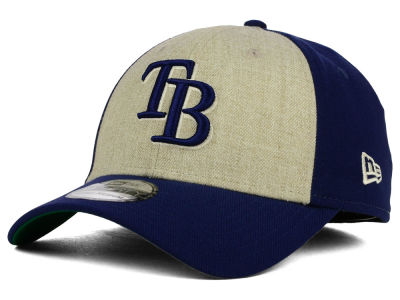 Tampa Bay Rays New Era MLB Classic Front 39THIRTY Cap