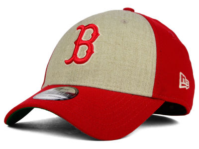Boston Red Sox New Era MLB Classic Front 39THIRTY Cap
