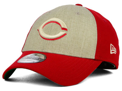 Cincinnati Reds New Era MLB Classic Front 39THIRTY Cap