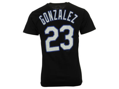 Los Angeles Dodgers Adrian Gonzalez Majestic MLB Men's Official Player T-Shirt