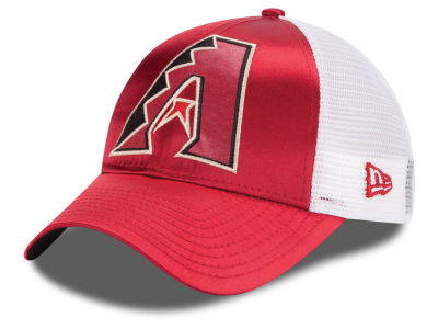 Arizona Diamondbacks New Era MLB Women's Satin 9FORTY Cap