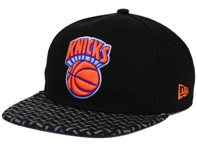 New York Knicks New Era NBA HWC Viza Weave 9FIFTY Snapback Cap