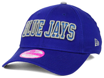 Toronto Blue Jays New Era MLB Women's Team Spark 9FORTY Cap