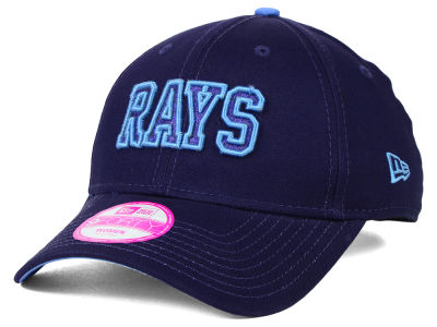 Tampa Bay Rays New Era MLB Women's Team Spark 9FORTY Cap