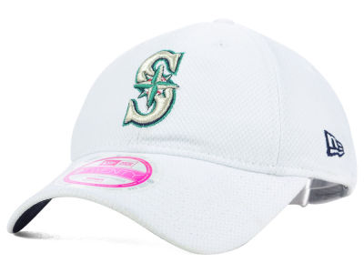 Seattle Mariners New Era MLB Women's Tech 9TWENTY Cap