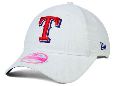 Texas Rangers New Era MLB Women's Tech 9TWENTY Cap