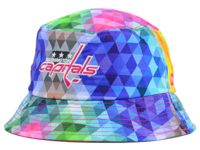 Washington Capitals New Era NHL Girls Gem Bucket