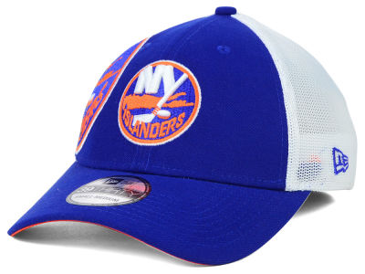 New York Islanders New Era NHL Double Mesh Flex 39THIRTY Cap