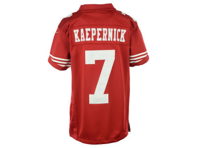 San Francisco 49ers Colin Kaepernick Nike NFL Youth Limited Jersey