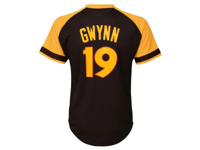San Diego Padres Tony Gwynn Majestic MLB Youth Cooperstown Player Jersey