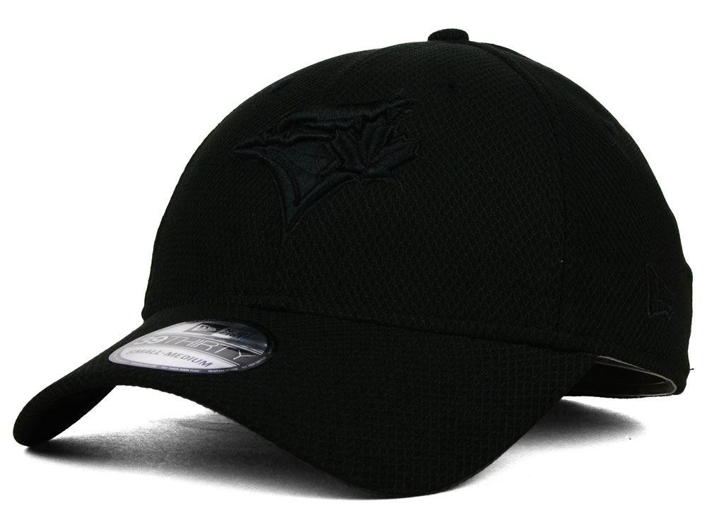 Toronto Blue Jays New Era MLB Black Diamond Era 39THIRTY Cap  368c37023fb