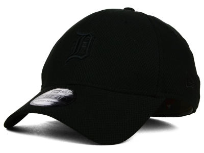 Detroit Tigers New Era MLB Black Diamond Era 39THIRTY Cap