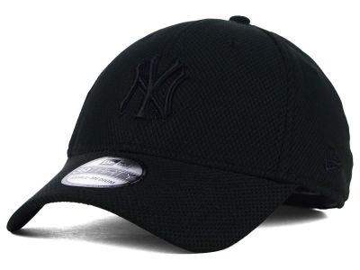 New York Yankees New Era MLB Black Diamond Era 39THIRTY Cap