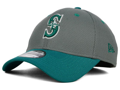 Seattle Mariners New Era MLB Team Addict 39THIRTY Cap
