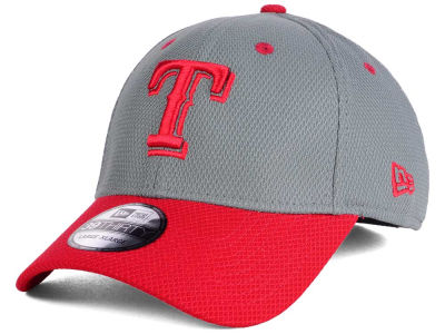 Texas Rangers New Era MLB Team Addict 39THIRTY Cap